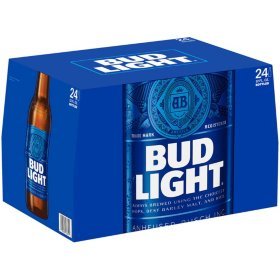Bud Light Bottle Case
