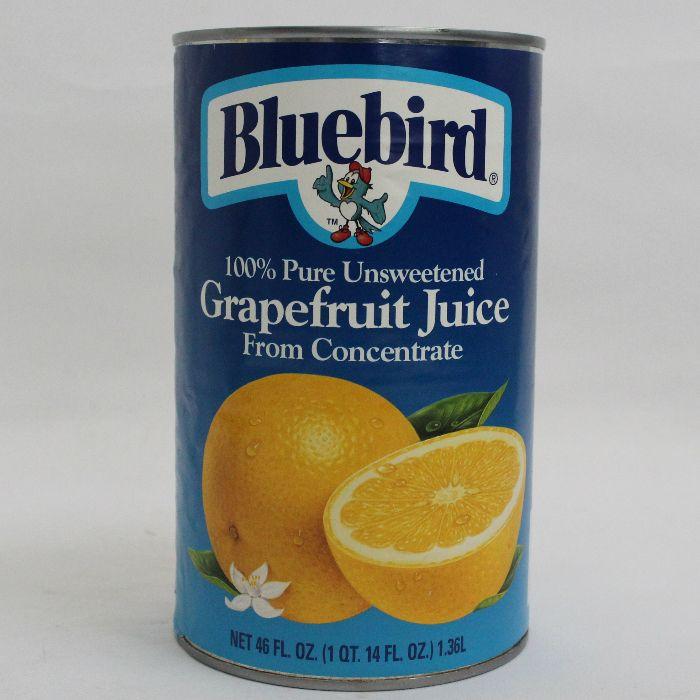 BLUEBIRD GRAPEFRUIT
