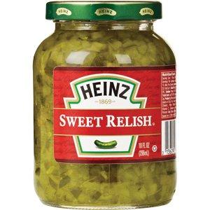 Heinz Sweet Relish 26 FL oz