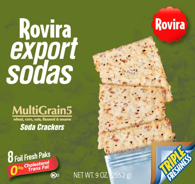 Export Soda MultiGrain5 9oz.
