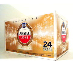 Amstel Light Bottle Case