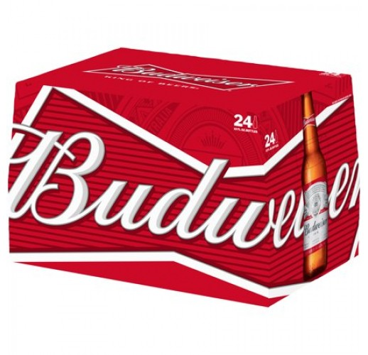 Budweiser Can Case