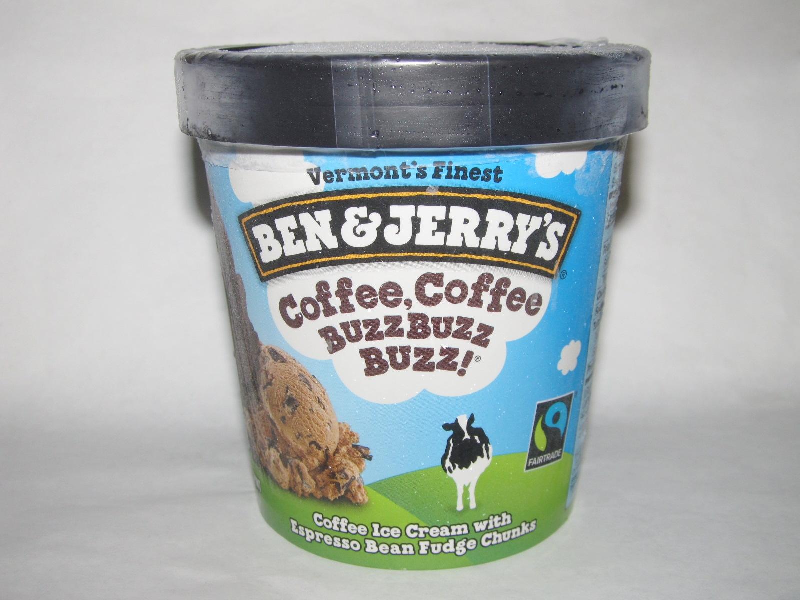 Ben & Jerry's Coffee Non-Dairy