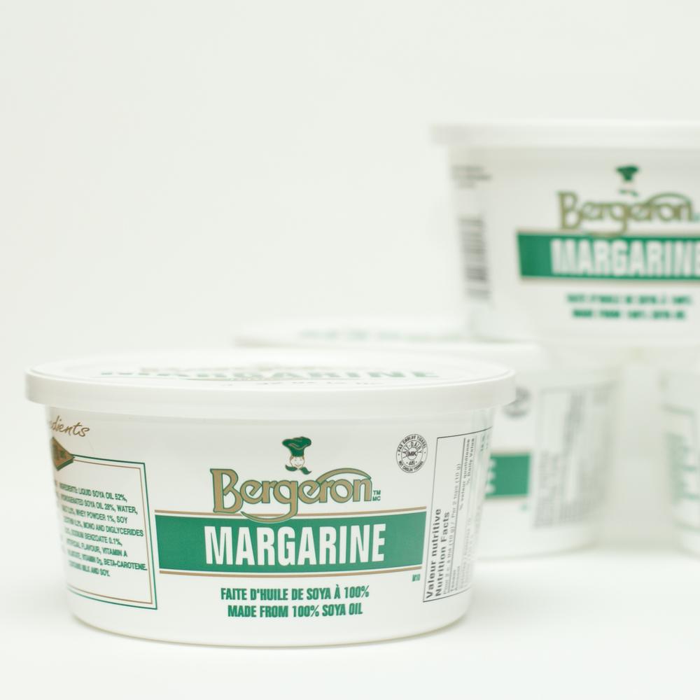 Bergeron Margarine 1LB