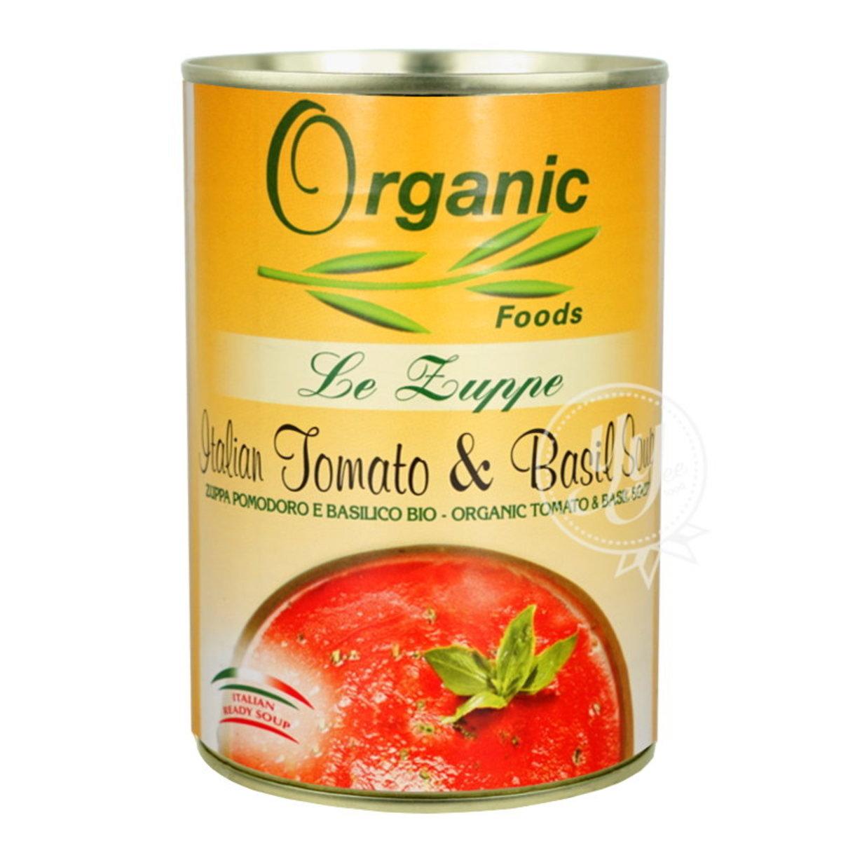 Organic Italian Tomato & Basil Soup 400g