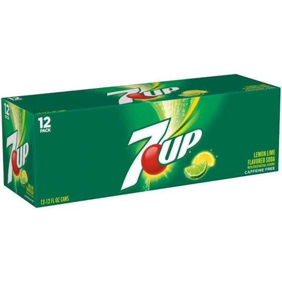 7UP Can 12PK