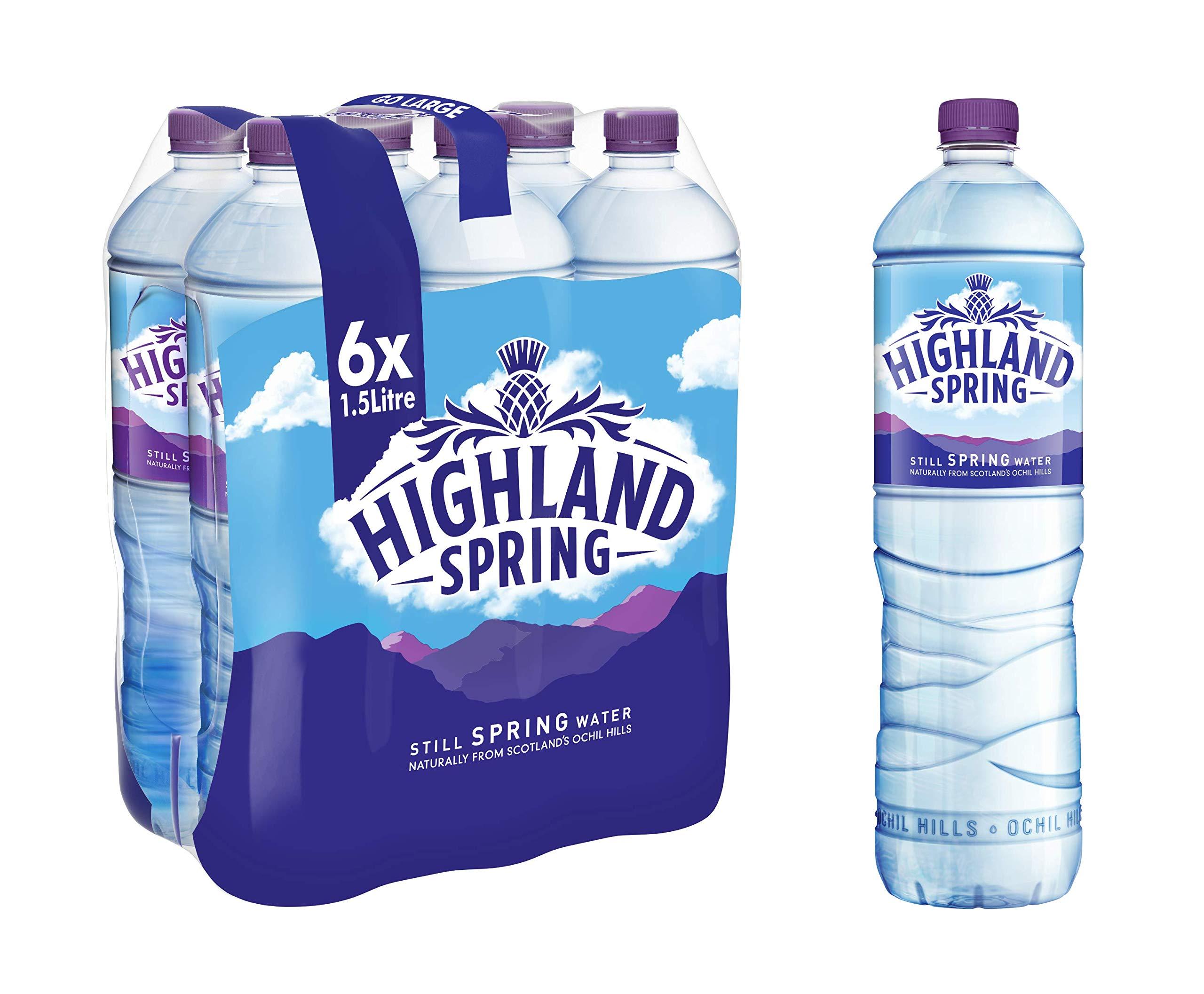 Highland Spring 1.5L 6PK