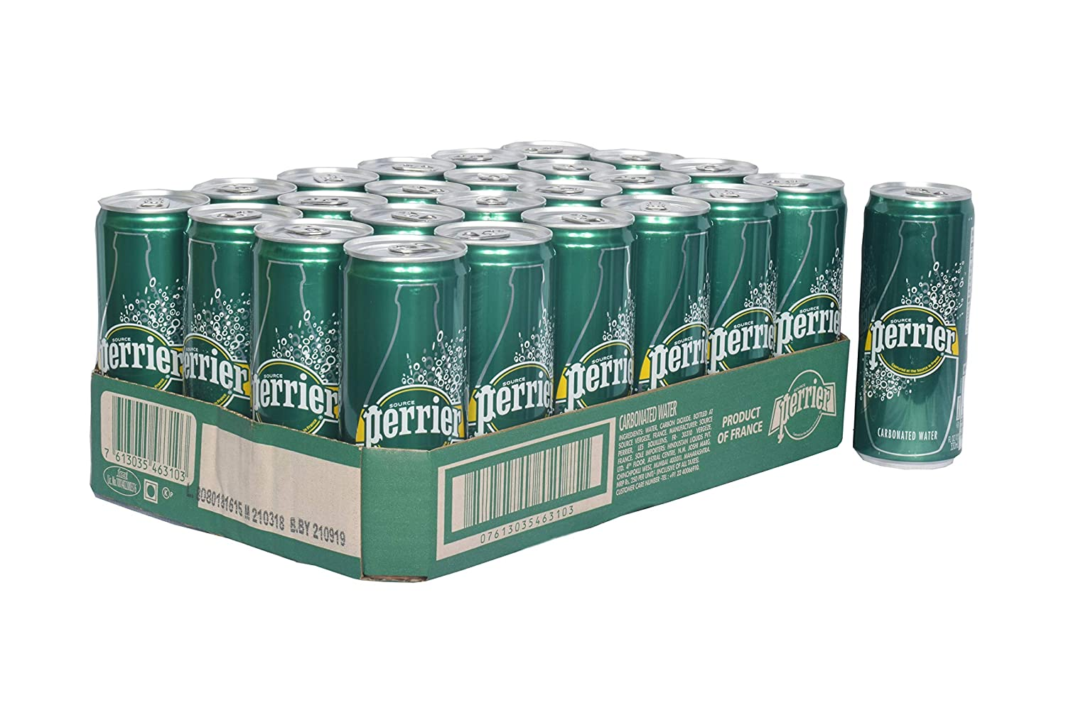 Perrier Can Case