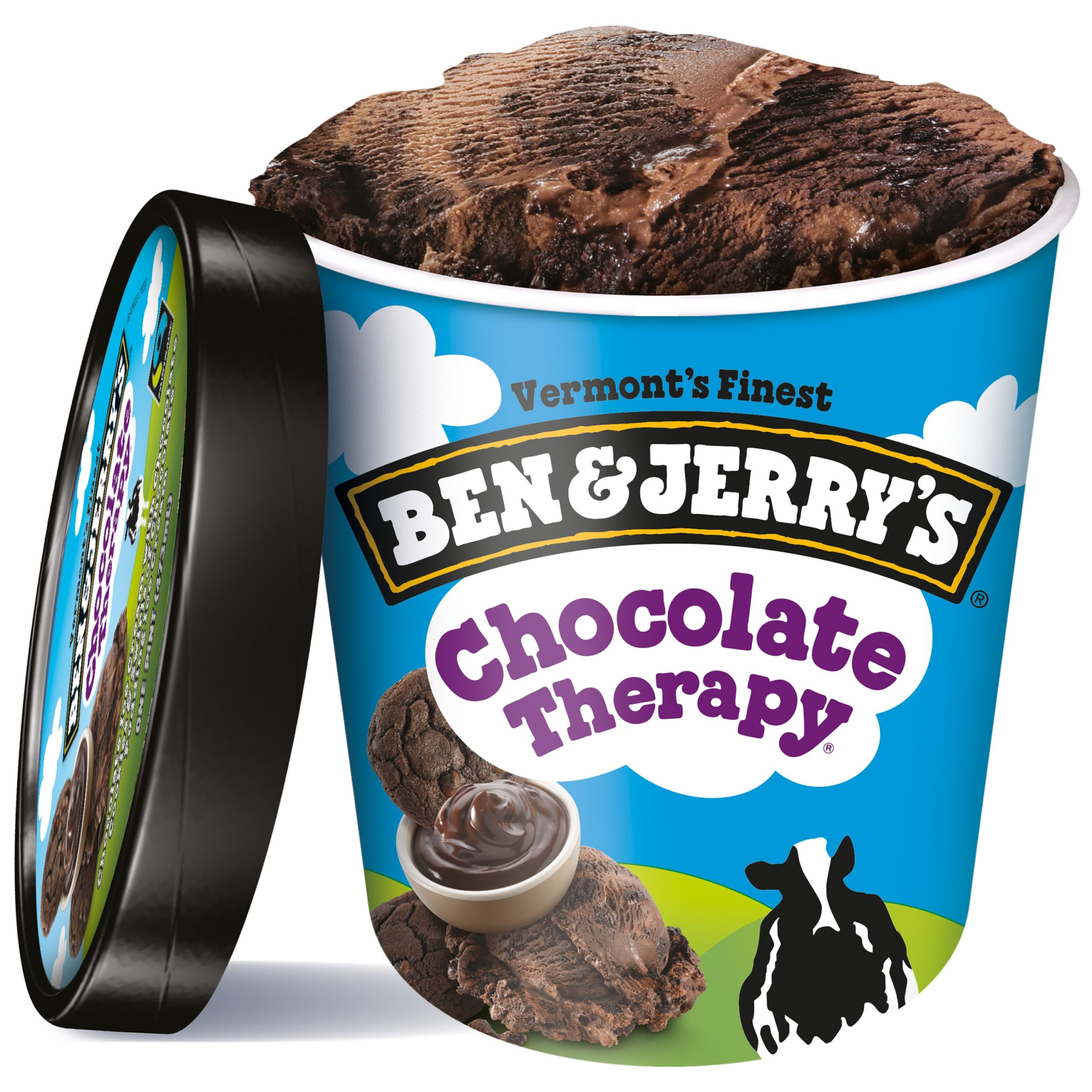 Ben & Jerry Chocolate Therapy