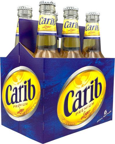 Carib Bottle 6PK