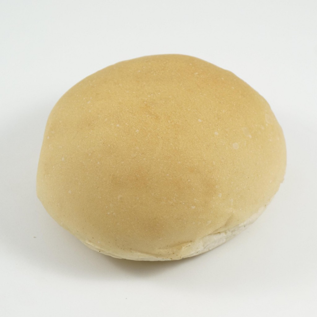 Burger Bread White Plain