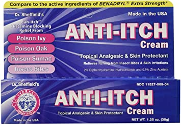 Anti-Itch Cream 1.25oz
