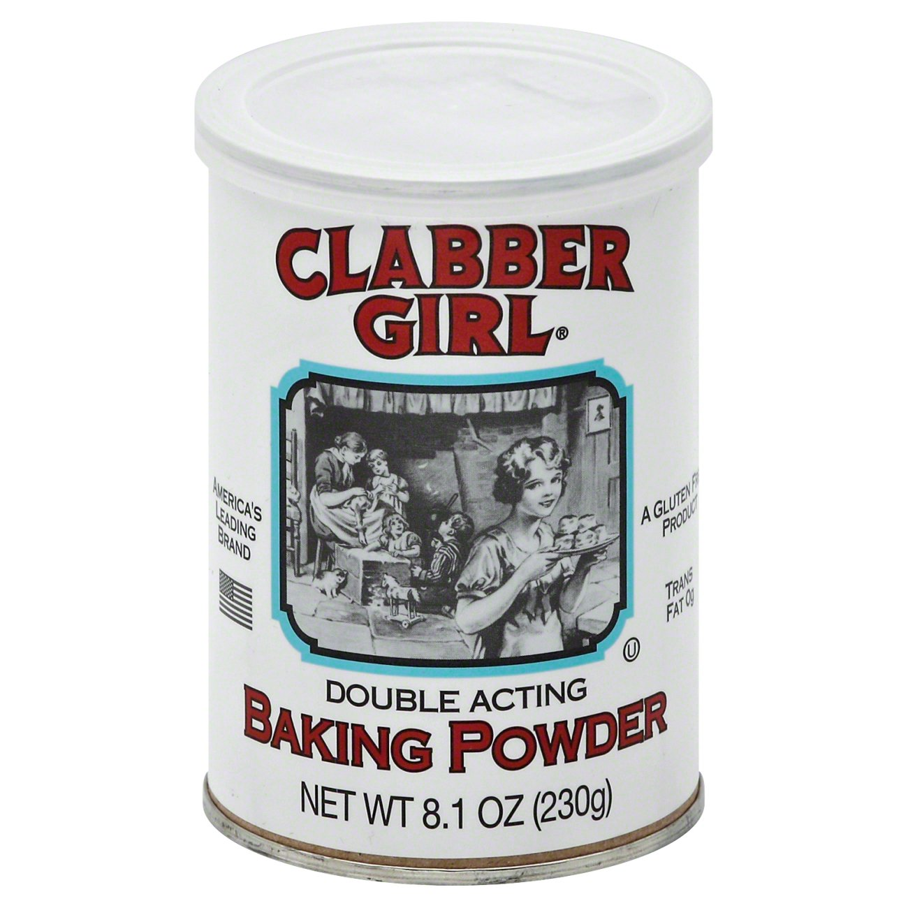 Clabber Baking Soda 1LB