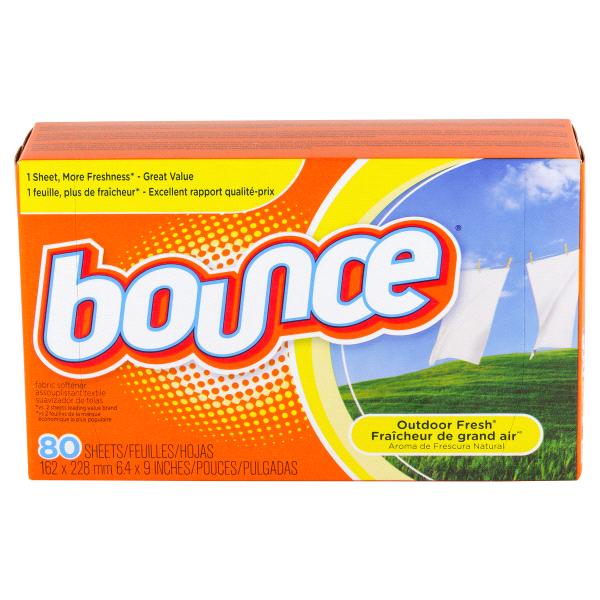 Bounce Outdoor Fresh Sheets 40PK
