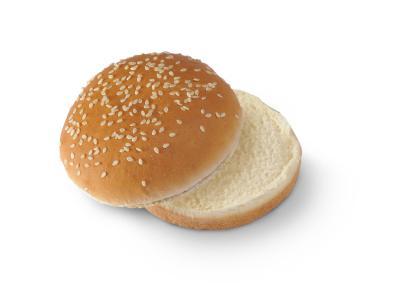 Burger Bread W Sesame Seed 8 PK