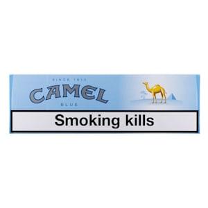 Camel Blue Carton