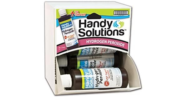 Handy Hydrogen Peroxide 4 FL OZ