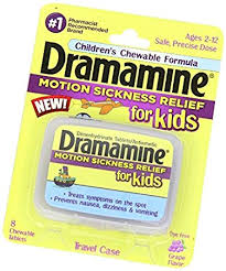 Dramamine Motion Relief Kids