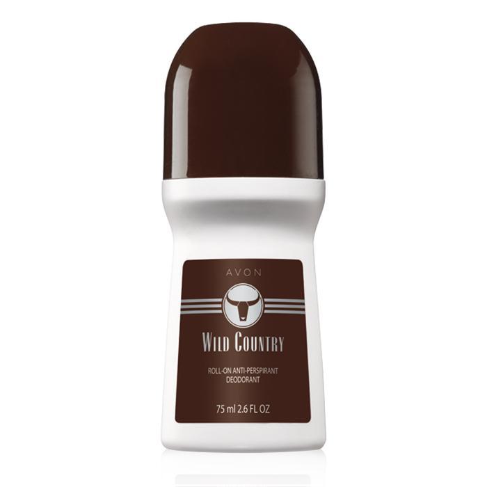 Avon Wild Country Deodorant 75ml