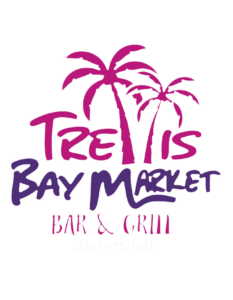 trellis bay market bar & grill logo