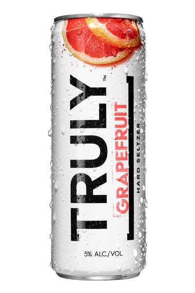 TRULY HARD SELTZER GRAPEFRUIT CASE