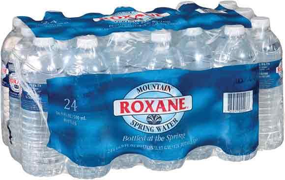 Roxane Water