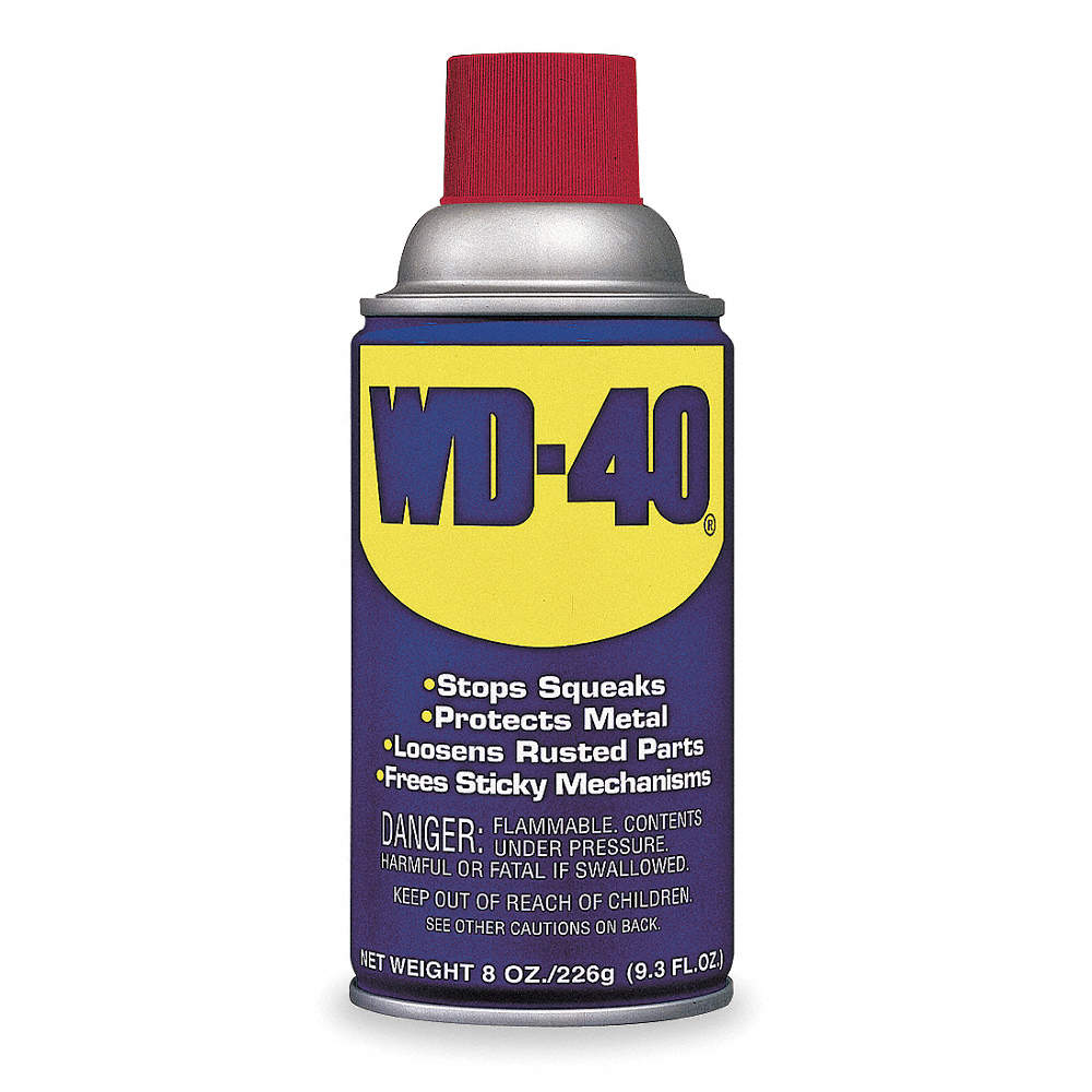 WD-40 LUBRICANT OIL