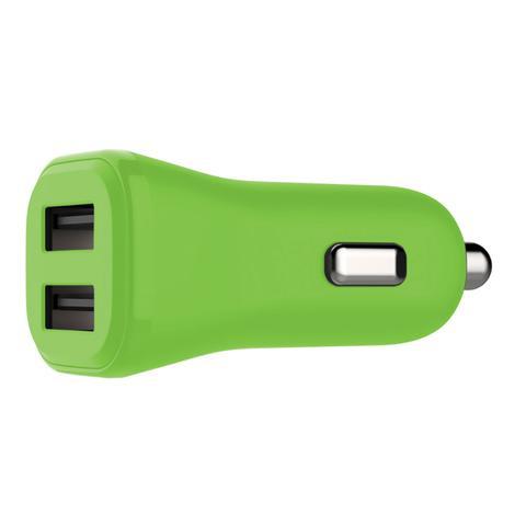 Hot Tips 12 watt 2.4A car charger